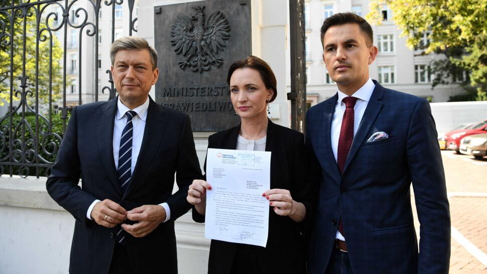 """""""Pierwszy sygnał, że ministerstwo tych dokumentów na razie nie chce ujawnić"""""""
