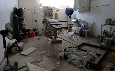 Siły syryjskie wzmogły działania bojowe w Idlibie