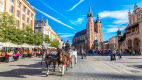 Gigant promuje loty do Krakowa piciem wódki. Miasto odpowiada