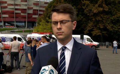Rzecznik rządu: wiceminister dziś złoży wyjaśnienia