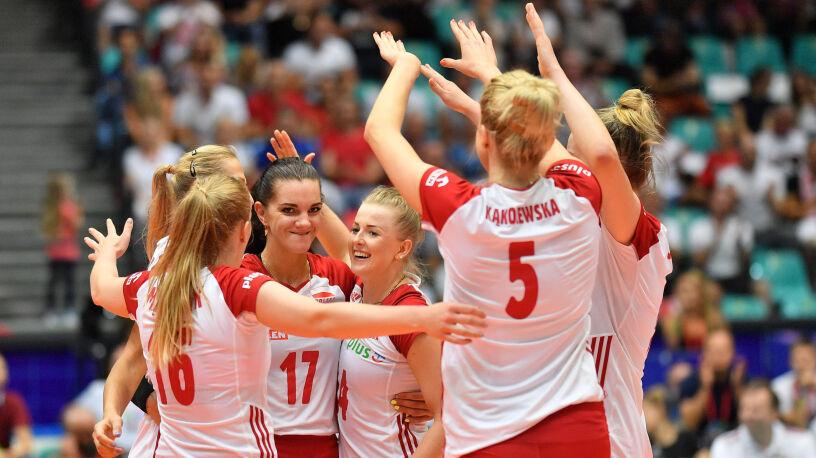 Mistrzostwa Europy siatkarek. Polki zaczynają walkę o medal