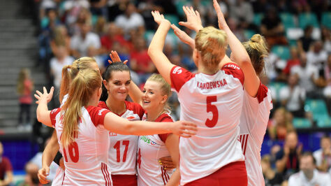 Mistrzostwa Europy siatkarek. Trener Polek ogłosił ostateczną kadrę