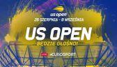 US Open na żywo w Eurosporcie i Eurosport Playerze