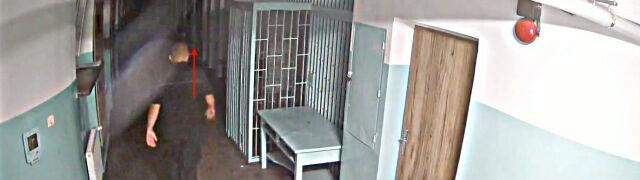Ministerstwo Sprawiedliwości: pokazujemy nagrania sprzed celi Kosteckiego