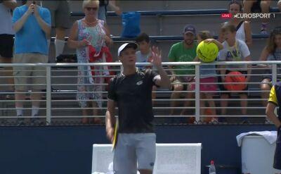 Majchrzak pokonał Robredo w drugiej rundzie kwalifikacji do US Open
