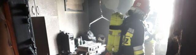 Ładował telefon, spłonął mu pokój