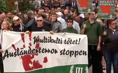 Zabójstwo w Chemnitz doprowadziło do demonstracji i zamieszek
