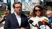 Wawrykiewicz: widzimy jak w soczewce, co się wydarzyło z polskim wymiarem sprawiedliwości