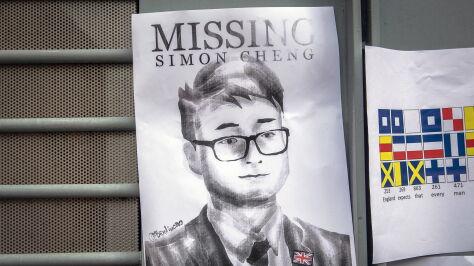 Pracownik brytyjskiego konsulatu w Hongkongu jest w chińskim areszcie