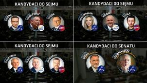 Październikowe pojedynki wyborcze