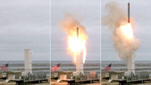 USA przeprowadziły test nowej rakiety średniego zasięgu. Kim Dzong Un przestrzega