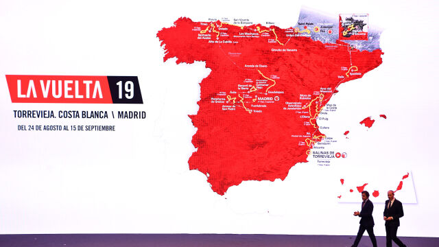 Trasa Vuelta a Espana 2019. Wyścig nie tylko dla górali
