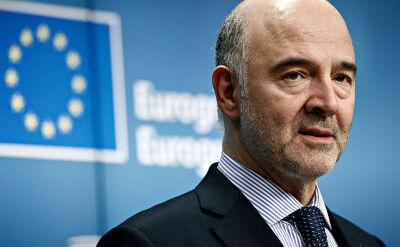 """Komisarz UE ds. gospodarczych i finansowych Pierre Moscovici stwierdził, że w Europie są """"mali Mussolini""""."""