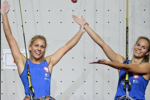 Polki wspięły się po medale mistrzostw świata