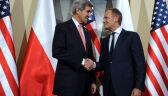 John Kerry spotkał się z Donaldem Tuskiem