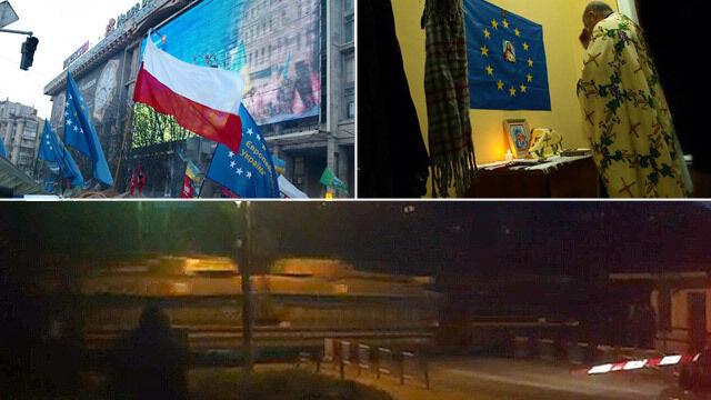 Czołgi w Kijowie i Oscar za kłamstwa.  Kto (dez)informuje na Majdanie?