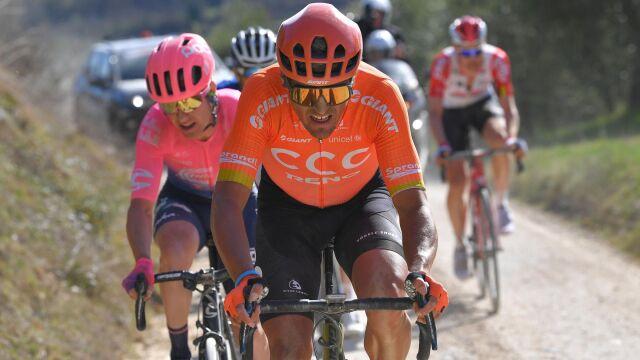 Grupa CCC odkryła karty przed Tour de France. Zabrakło miejsca dla Polaków
