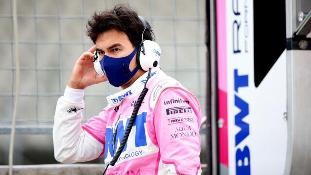 Sergio Perez pożegnał się z Racing Point
