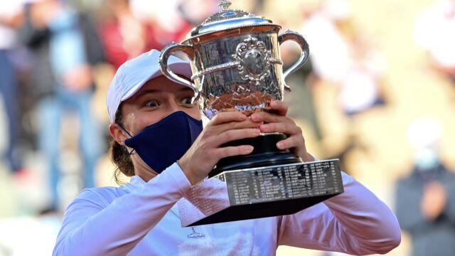 Wielka Iga Świątek. Oto nowa królowa French Open