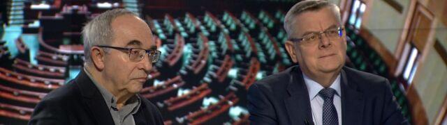 Nałęcz: ekshumacje to decyzja Kaczyńskiego, kieruje się zemstą
