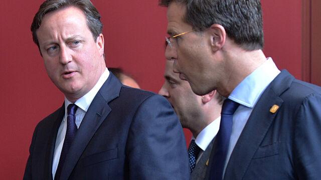 Brytyjski minister: zmniejszenie liczby imigrantów? Cameronowi się to nie uda