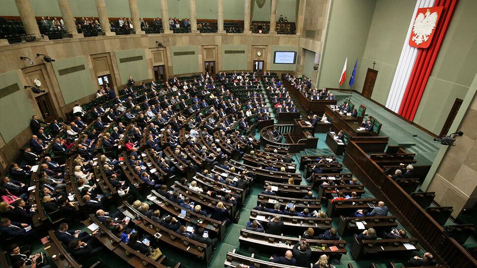 """Najnowszy sondaż partyjny dla """"Faktów"""" TVN i TVN24. Duże zmiany"""