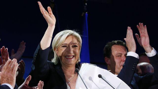 Marine Le Pen ustępuje z funkcji szefowej Frontu Narodowego
