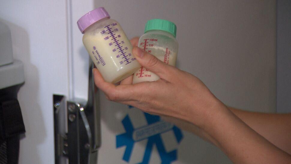 """""""Mleko matki kupię, sprzedam"""". Chętni nawet kulturyści"""