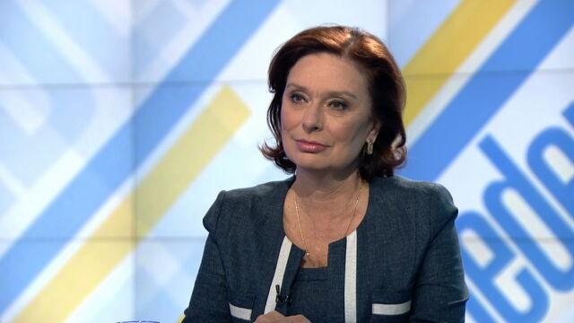 Kidawa-Błońska: Platforma nie leży w trumnie, nowi ministrowie to nie grabarze