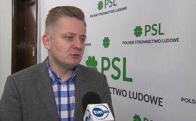PO i PSL poparły wniosek Nowoczesnej przeciwko Grzegorzowi Biereckiemu