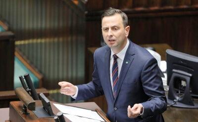 Kosiniak-Kamysz do Morawieckiego: dzisiaj Polacy już nie oczekują od pana prawdy, oczekują milczenia