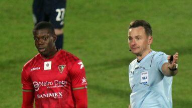 Za bezmyślny faul piłkarz Zagłębia wystawiony na listę transferową