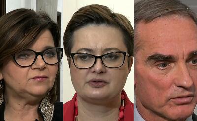 Grzegorz Bierecki powiązany ze SKOK-iem Wołomin? Komentarze polityków