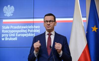 Premier Mateusz Morawiecki o Brexicie