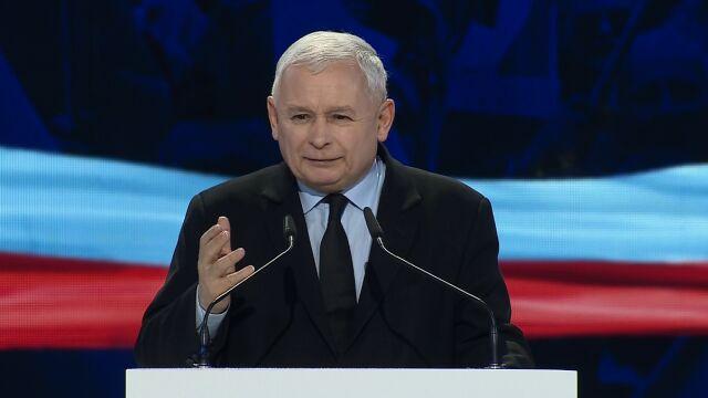 Kaczyński: decyzje władz Warszawy ws. bonifikaty to nic innego jak rabowanie Polaków
