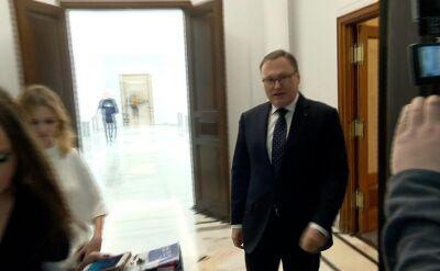 Opozycja wini senatora PiS za upadek SKOK-u Wołomin