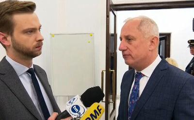 Sławomir Neumann komentuje sytuację wokół Wojciecha Kwaśniaka