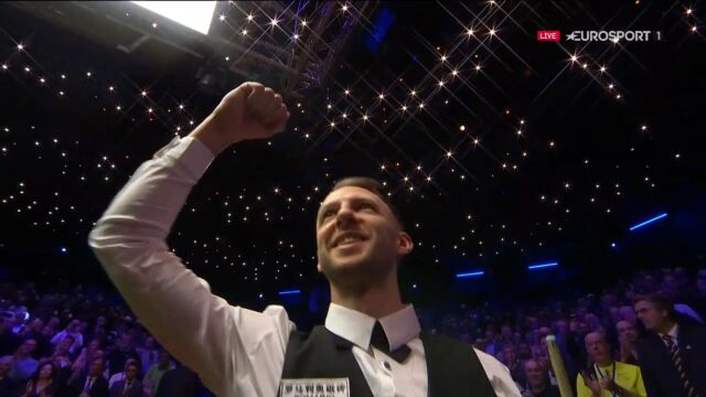 Judd Trump snookerowym mistrzem świata