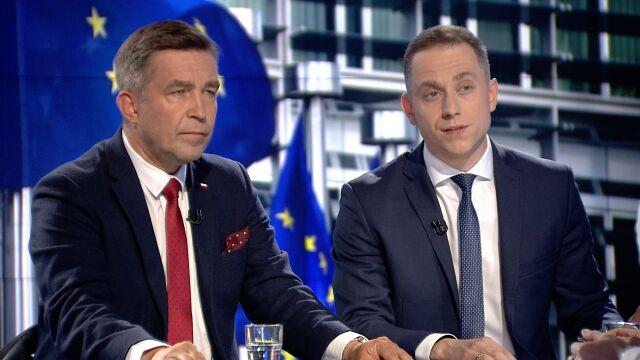 """Tomczyk, Gryglas, Kalisz i Makowski w """"Faktach po Faktach"""""""