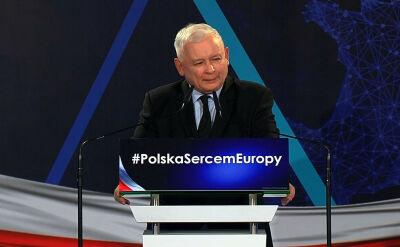 Kaczyński o przymusowej relokacji