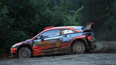 Groźny wypadek lidera WRC. Roztrzaskał samochód podczas Rajdu Chile