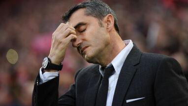 Barcelona zwolniła Valverde