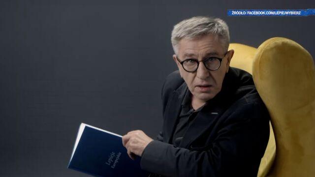 """Jerzy Radziwiłowicz przedstawia """"lepieje europejskie"""""""