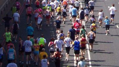 Przepraszają, bo trasa maratonu była za długa.