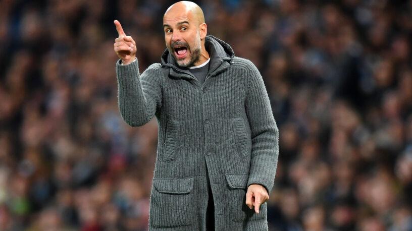 """Sweter Guardioli wylicytowany na aukcji. """"Dziękuję tym, którzy przekazali pieniądze na tę wielką sprawę"""""""