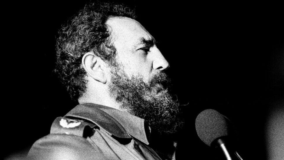 d05aeb1521e766 Bomba w muszli, skażony skafander, pastylki z jadem. Tak chcieli zabić  Castro