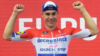Kolejny nowy talent w tourze. 22-latek wygrał etap na Vuelcie