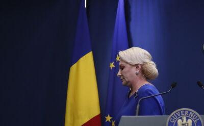 Rumuńska koalicja rządowa utraciła większość parlamentarną