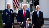 Trump ogłosił utworzenie dowództwa kosmicznego armii USA