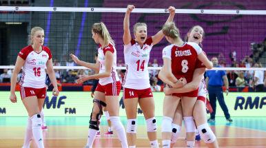 Polskie siatkarki sprawiły niespodziankę na otwarcie mistrzostw Europy